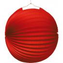 Red lantern. flame retardant 25 cm