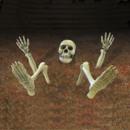 9-częściowy szkielet do dekoracji podłóg