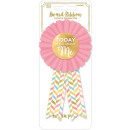 Winner Bow Confetti Fun 14.6 x 7.9 cm