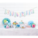 Puschel Garland Shimmering Party
