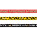 3 Bandas de fiesta Hollywood 910 cm