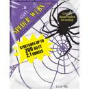 Großhandel Scherzartikel: Spinnennetz Halloween weiß