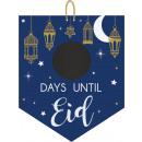 Panneau suspendu Eid MDF avec panneau de craie