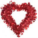 Świecidełko czerwone serce