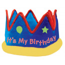 wholesale Dresses: Crown It's My Birthday fabric 13.9 cm