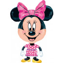 AirWalker Minnie foil balloon packed 55 x 78 cm
