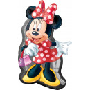 SuperShape Minnie full body foil balloon packaged