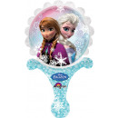 Inflate-A-Fun frozen foil balloon packed 21 x 35