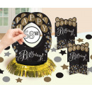 Table Decoration Sparkling Gold Celebrations with
