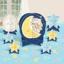 Asztali dekoráció Twinkle Little Star 27 darab