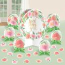 Décoration de table Floral Baby 27 pièces