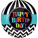 wholesale Food & Beverage: Orbz Celebrate Happy Birthday Foil Balloon Pack