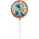 9'' Ich - Einfach unverbesserlich Folienballon los