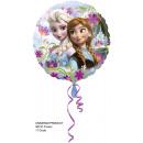 grossiste Articles de fête: Ballon standard en papier frozen emballé 43 cm