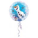 Ballon en papier Olaf frozen standard 43 cm