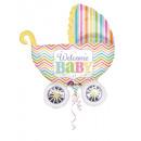 SuperShape stroller foil balloon packed 71 x