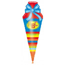 SuperShape ABC Schultüte Folienballon verpackt 35