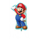 SuperShape Super Mario Foil Balloon Imballato 55x