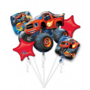 Bouquet ' Blaze and the Monster Machines'