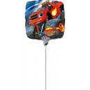 9 '' Blaze and the Monster Machines' F
