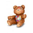 Großhandel Nahrungs- und Genussmittel: Multi Balloon Bär Happy Birthday Folienballon verp