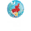 Standard 'Ariel Dream Big' Folienballon rund, verp