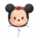 Ultrashape ' Minnie ' foil balloon, packed