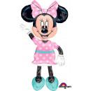 AirWalker ' Minnie Mouse' foil balloon, pa