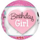 wholesale School Supplies: Orbz ' Minnie - 1st Birthday' Foil ...