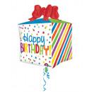 mayorista Alimentos y bebidas: Balón de papel ' Happy Birthday - ...