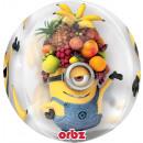 Orbz ' Minions ' Foil Balloon Clear, Packe
