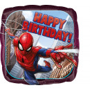 Standard 'Spider-Man Happy Birthday ' foil