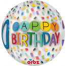 mayorista Alimentos y bebidas: Orbz ' Happy Birthday Rainbow - 30' Foil B