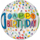 mayorista Alimentos y bebidas: Orbz ' Happy Birthday Rainbow - 70' Foil B