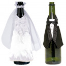 wholesale Thermos jugs: Bottle Decoration Bride and Groom 34.3 x 23.5