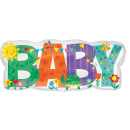SuperShape 'Welcome Baby - Pennant Chain'