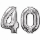 26 'pack' 2 'Silver-40', 2 ballons
