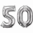 Pack de 2 'Silver-50', 2 ballons en alumin