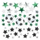 Confeti Championship Soccer 34 g, 3 motivos