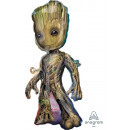 SuperShape 'Baby Groot' foil balloon, pack