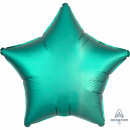 Standard ' satin Luxe Jade' foil balloon s