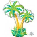 SuperShape 'Tropical Palms' foil balloon,