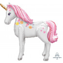 AirWalker Magical Unicorn Folienballon verpackt 10