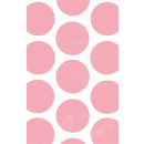 10 papírzacskó polka dot rózsaszín 11,3 x 17,7 cm