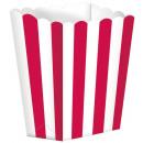 5 kartonpapír doboz Alma piros vörös 9,5 x 13,5 cm