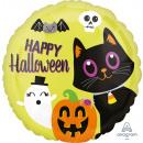 Standard 'Halloween creatures' foil balloo