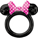 Selfie Frame Minnie Mouse Foil Balloon S70 Packed