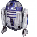 wholesale Toys: Sitter Star Wars R2-D2 Foil Balloon Packed