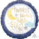 Csomagolt Standard Twinkle Little Star fólia léggö