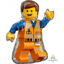SuperShape LEGO Movie 2 Emmet fólia balloncsomag